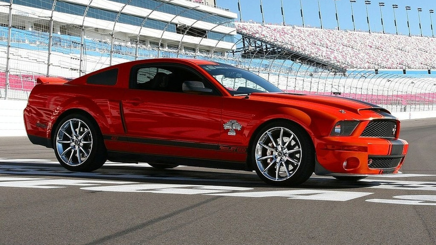 2009 Shelby 427 GT500 Super Snake on eBay for Carroll Shelby Children's Foundation