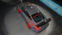 2010 Porsche 911 GT3 RS live at Frankfurt Motor Show 2009
