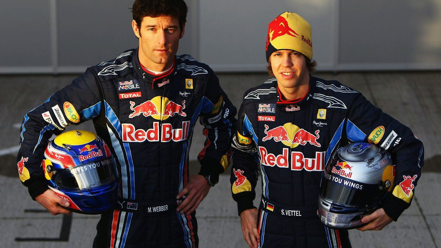 2010 finale to show which Red Bull driver 'better' - Vettel