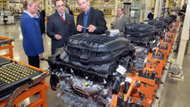 Chrysler Pentastar V6 engine production 22.03.2010