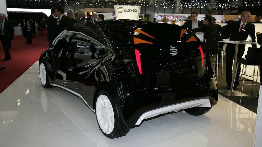 Geneva 2009: EDAG Light Car Concept in the Flesh & on Video