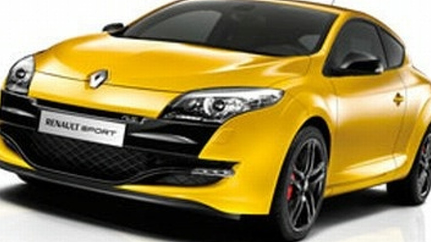 New Renault Megane RS - First Pic Surfaces