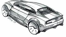 Audi e-tron Detroit Showcar 11.01.2010
