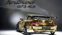 Ferdinand GT3 RS, the world's slowest Porsche, 800, 31.05.2010