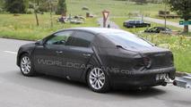 VW Passat major facelift latest spy photos - not next generation model