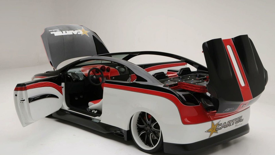 EPIC Cartel Scion tC for SEMA
