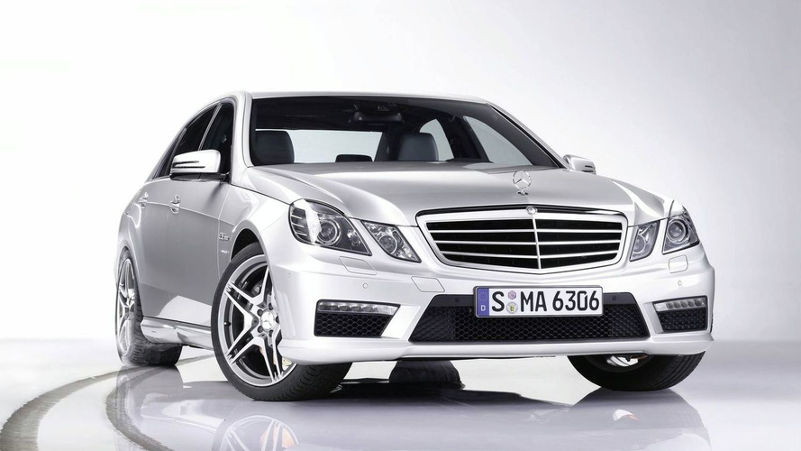 2015 Mercedes E-Class Superlight comes into focus - rumors