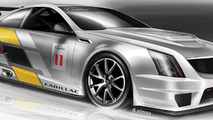 Cadillac CTS-V for SCCA World Challenge GT Series - 12.14.2010
