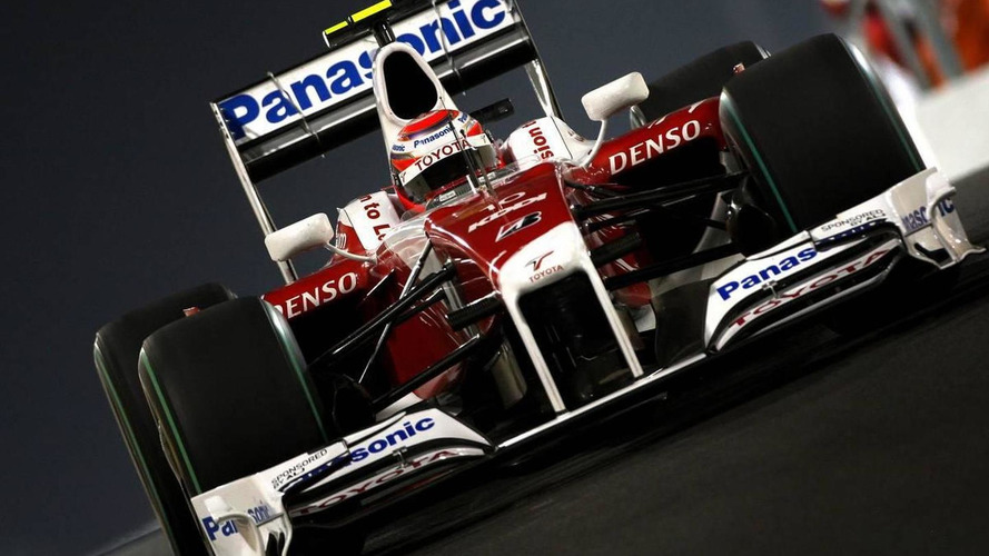 Rumour - Panasonic back to F1 with Sauber?