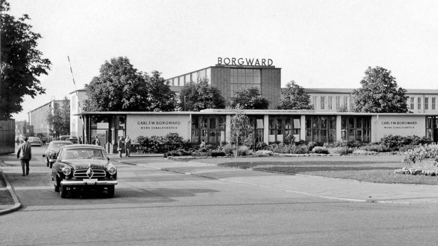 Germany's Borgward is being resurrected after more than five decades [video]