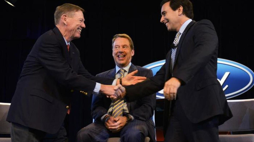 New Ford CEO Mark Fields to receive a $1.75M base salary