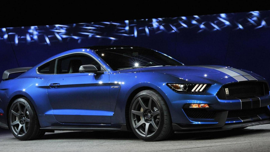 First Ford Shelby GT350R Mustang going up for auction