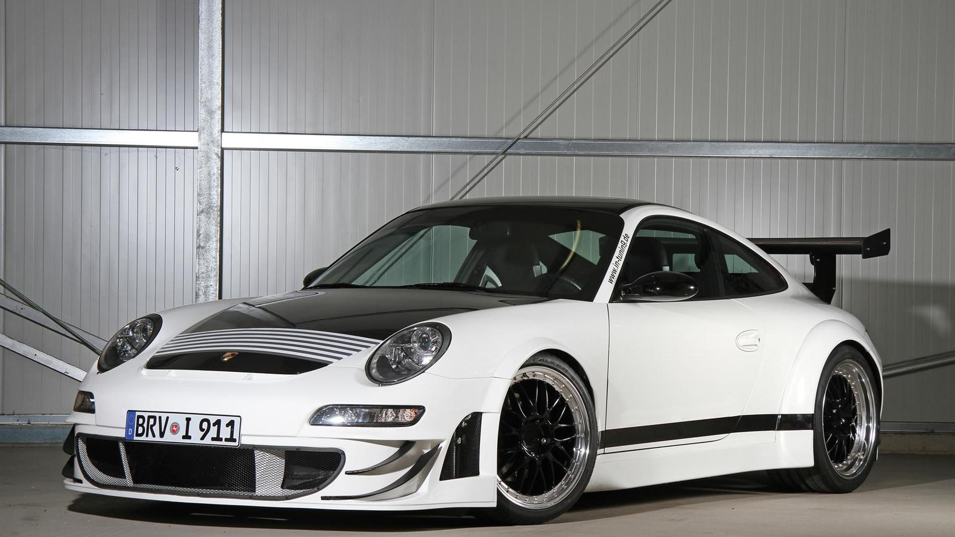 Тюнинг Porsche 911 в кузове 997 от Ingo Noak