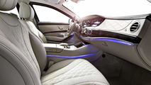 2014 Mercedes-Benz S600 Guard