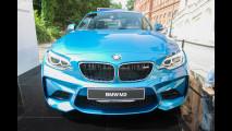 BMW Next 100 al Parco Valentino 2016