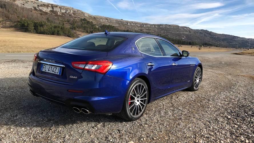 2018 Maserati Ghibli S GranSport first drive: Italian charm