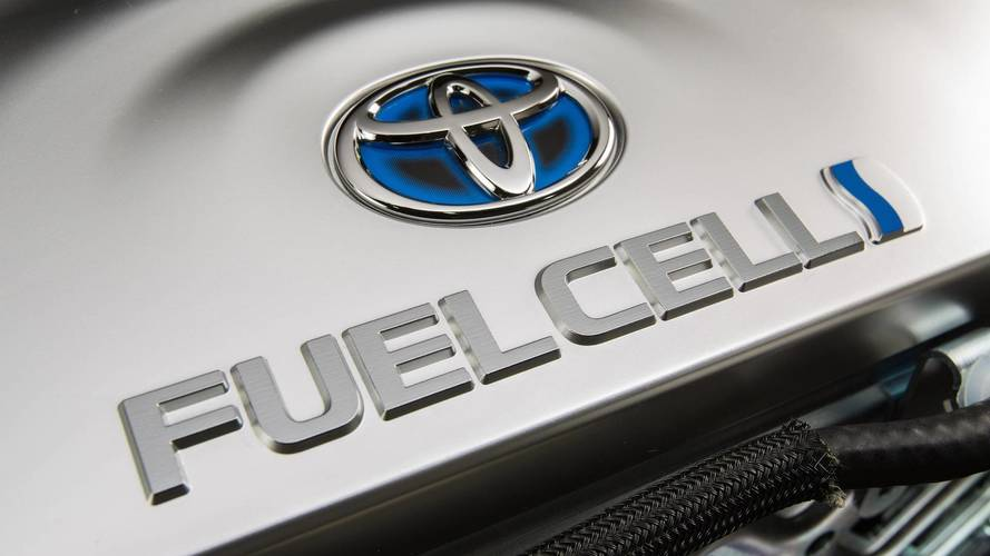 Toyota plans world's first high-output renewable hydrogen plant