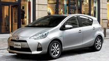 Toyota Aqua / Prius C launches in Japan along with TRD and Modellista versions