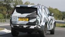 2013 Range Rover spied less camo 20.09.2011