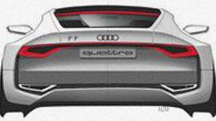 Audi TT concept coming to Tokyo Motor Show - report