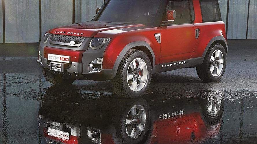 Land Rover considering small SUV