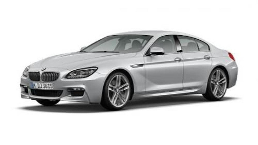 BMW 6-Series Gran Coupe M Sport Pack - design analysis [video]