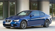 2009 BMW M3 Coupe in Le Mans Blue