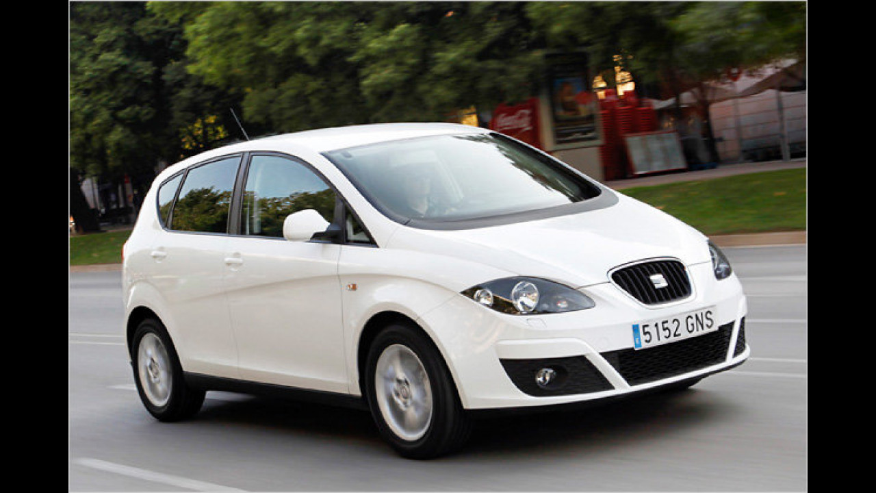 Seat Altea XL 1.6 TDI Ecomotive Style