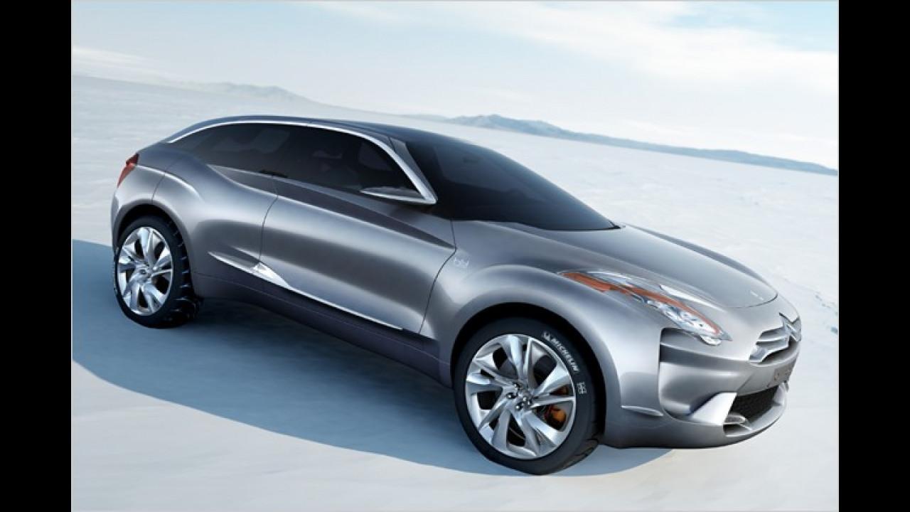 Citroën zeigt den Hypnos