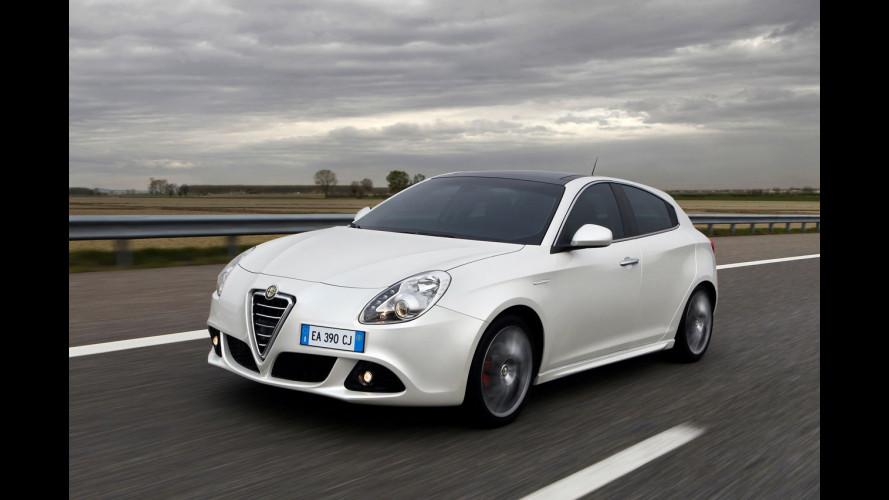 Alfa Romeo Giulietta e TCT: bella coppia!