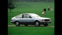 Opel Monza: foto storiche