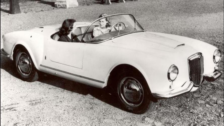 Aurelia B24, l'auto de