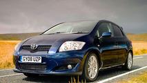 Toyota Auris SR (UK)