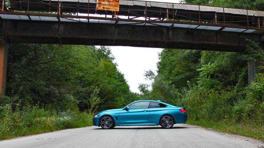 BMW 440i Coupé teszt: erős és drága nyugtató
