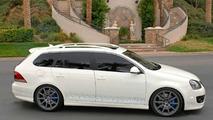 VW Jetta TDI Sportwagen