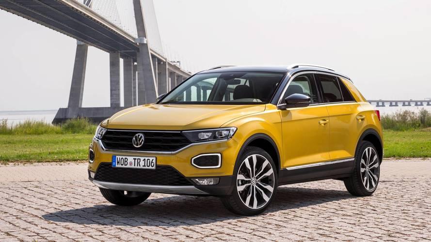 Volkswagen T-Roc 2018: precios de la versión 1.5 TSI Evo, de 150 CV