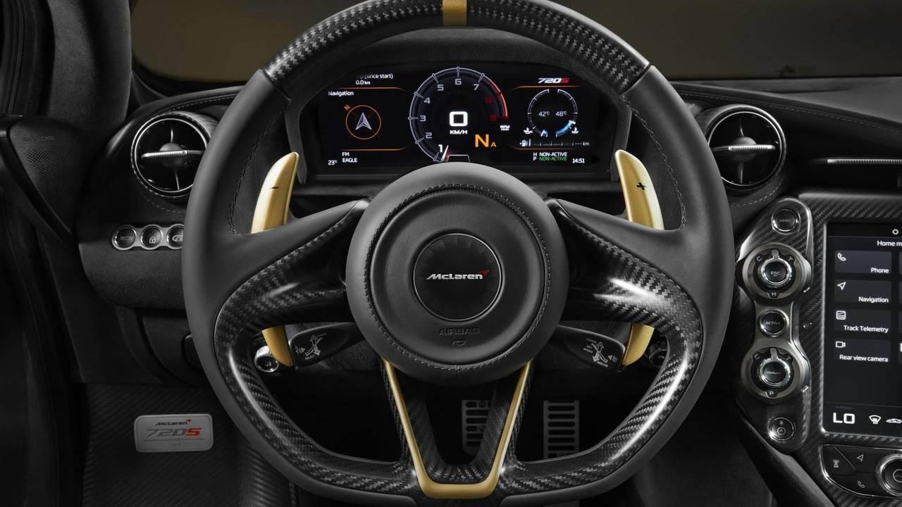 McLaren 720S - Dubai