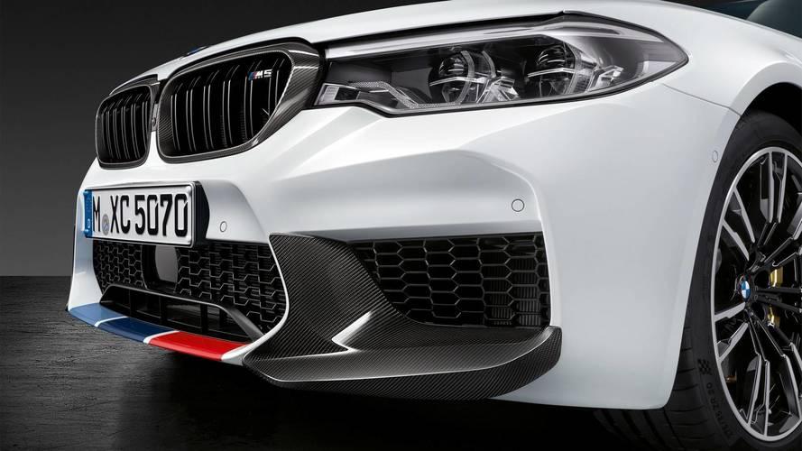 625 lóerővel érkezhet a BMW M5 Competition Package