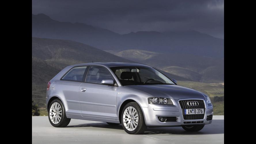 10 anni di Audi A3
