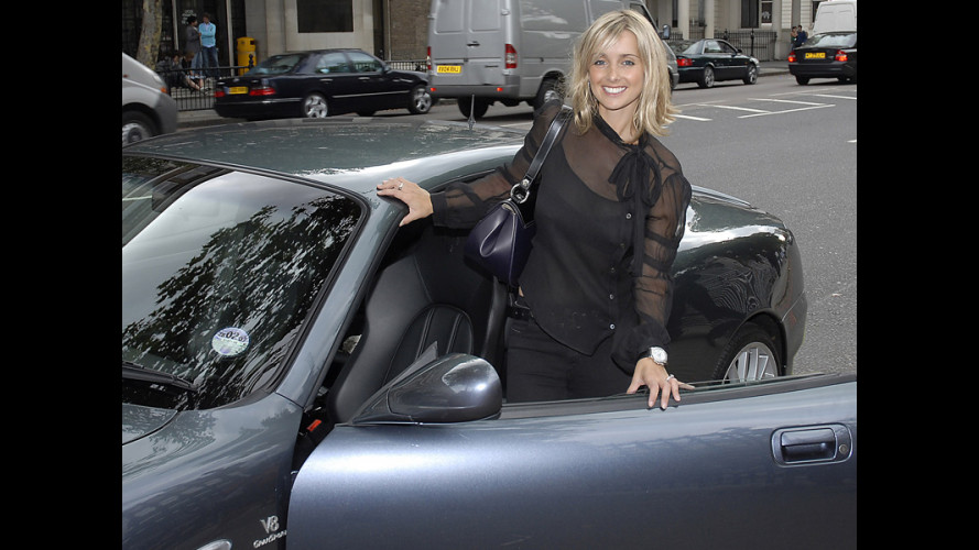 Maserati a Londra: top cars e top models...
