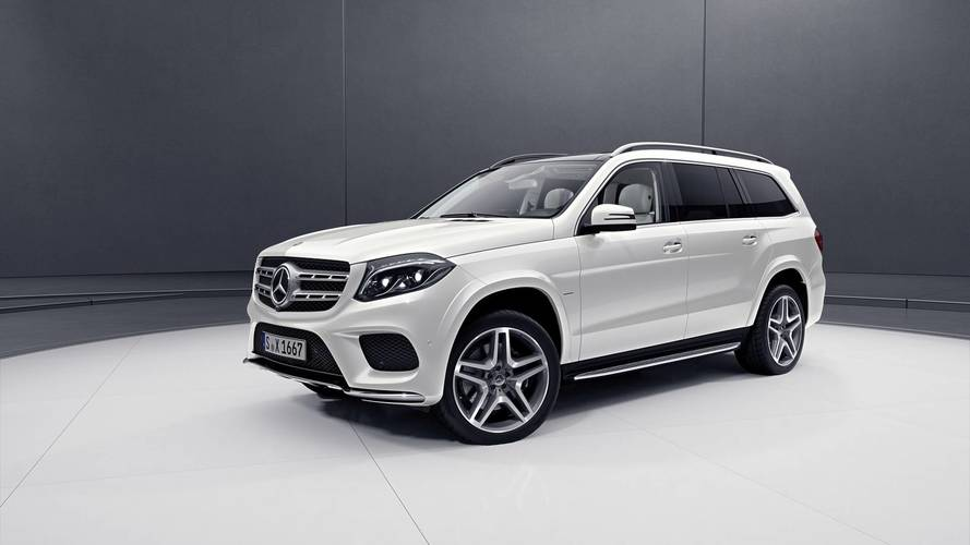 Mercedes GLS Grand Edition Gets Nappa Leather For Last Hurrah