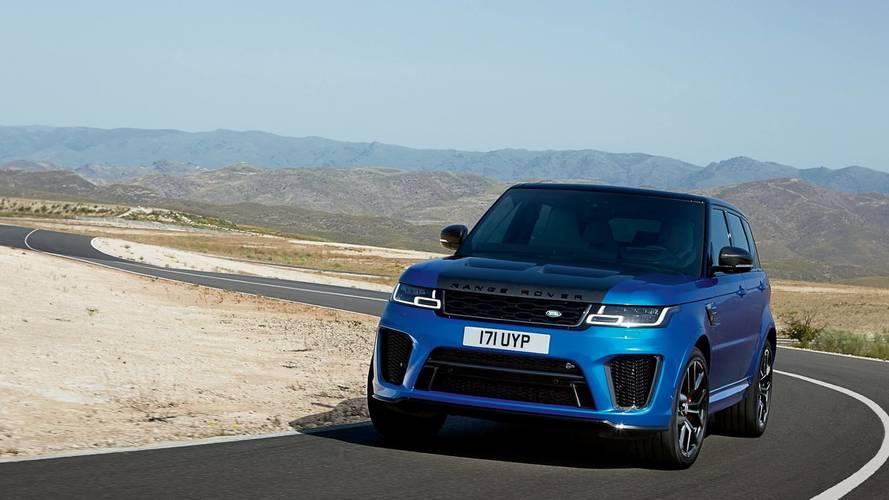 Une version plus extrême du Range Rover Sport SVR ?