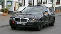 BMW F10 5-Series test prototype