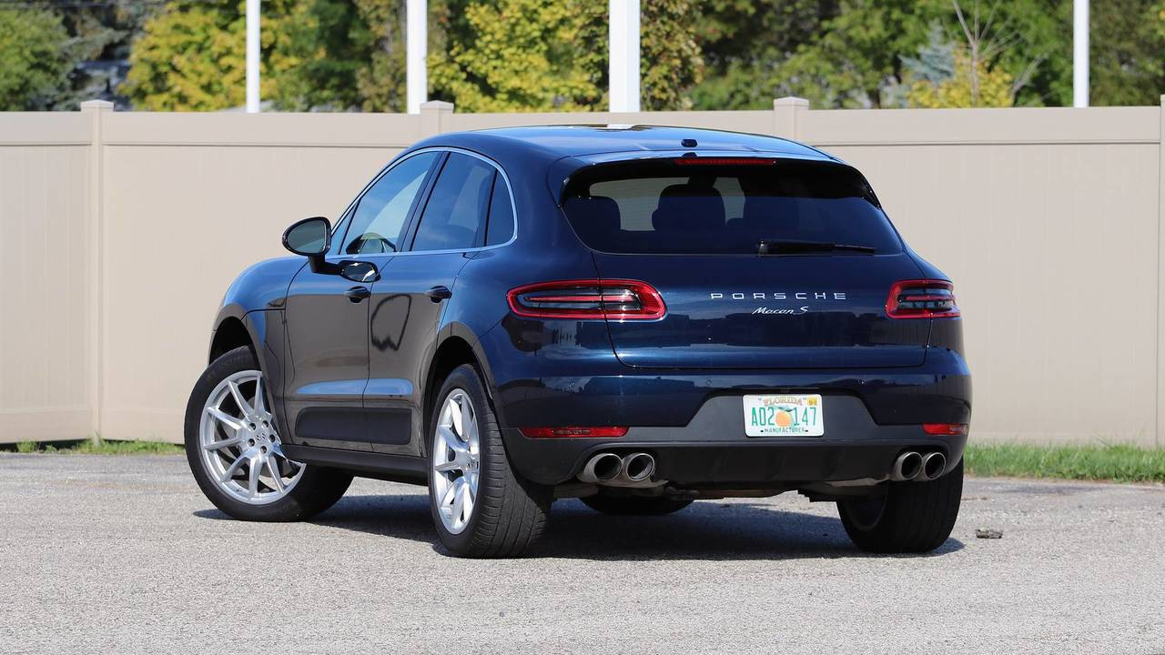 2017 porsche macan s review photo. Black Bedroom Furniture Sets. Home Design Ideas