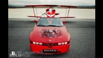 Vilner Alfa Romeo Zagato Roadster