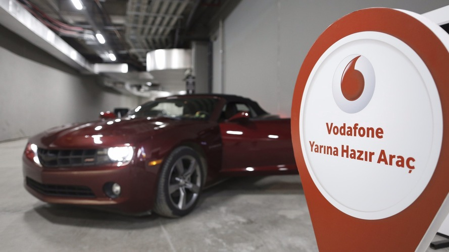 Vodafone, Türkiye'ye otomotiv çözümleri getiriyor
