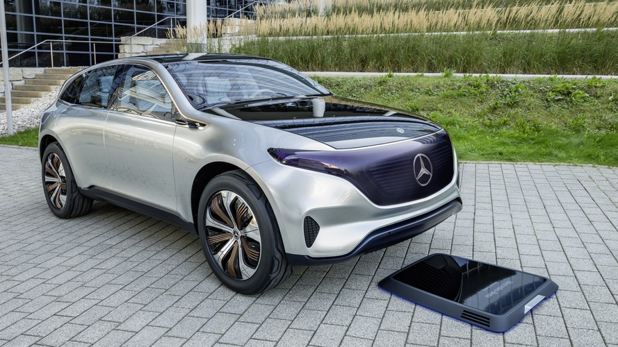 Mercedes And BAIC Sign Deal To Make EVs in China