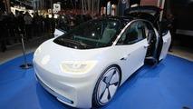 Concept Volkswagen I.D. Mondial de l'Automobile