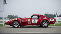 1968 Corvette No. 4 Race Car