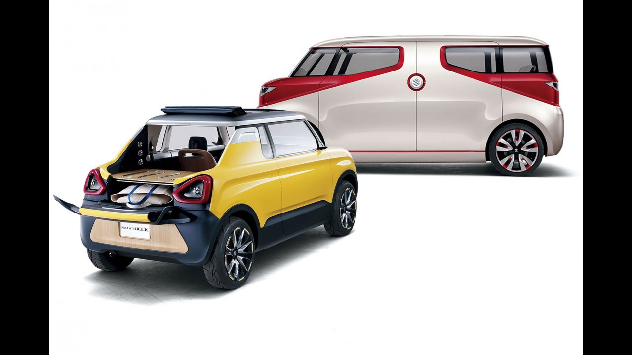 Suzuki'den sıradışı konseptler